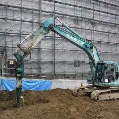 地盤改良工事 神奈川県 某物流センター様